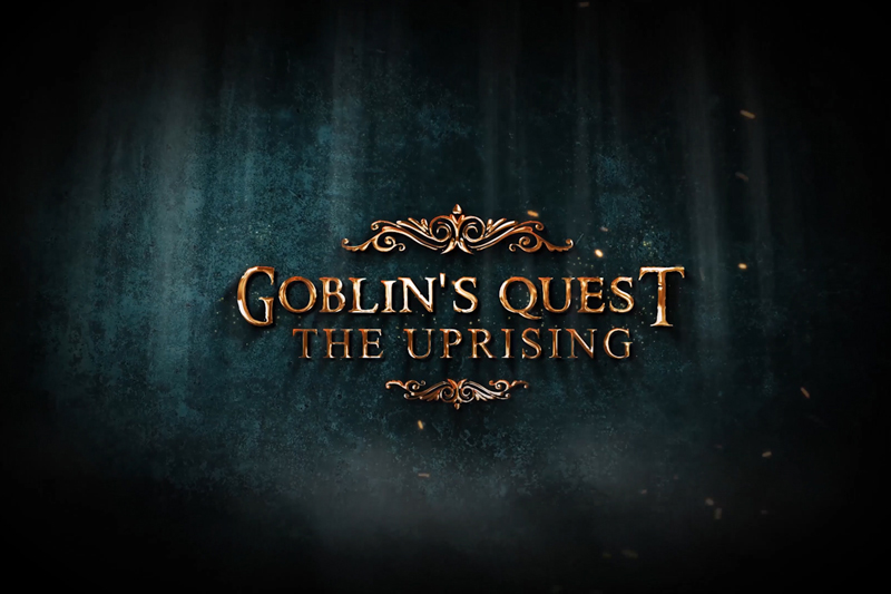 VR goblins quest the uprising